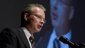 Handelskammer-Präsident Kurt Loosli fordert tiefere Steuern.