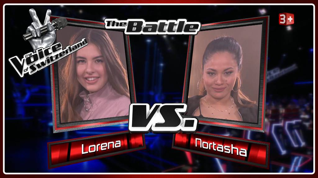 Staffel 1 - Folge 8 | Battle Lorena vs Nortascha