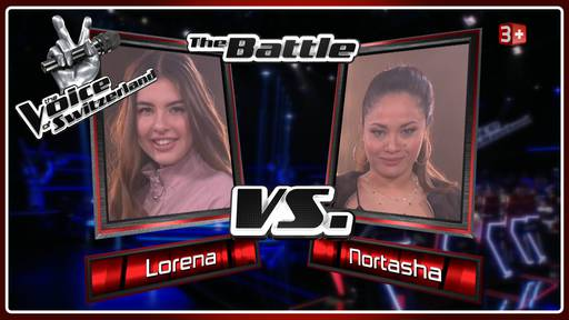 Staffel 1 - Folge 8   Battle Lorena vs Nortascha