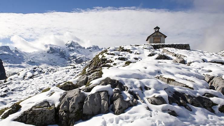-36,5 Grad kalt war es am Mittwochmorgen auf der Glattalp zuhinterst im Muotathal SZ. (Archiv)