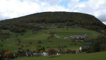 Küttiger Achenberg: Hier soll, so Pro Natura, ein Grossschutzgebiet geschaffen werden. (U. Witzig/ha)