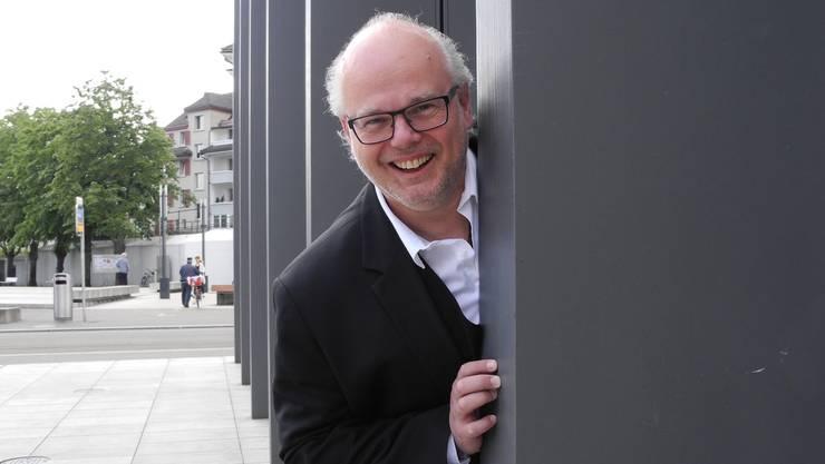 «Entwickelt sich immer weiter»: Hans Michael Sablotny zeigt sein Soloprogramm nochmals in Dietikon, ehe er damit nach München geht.
