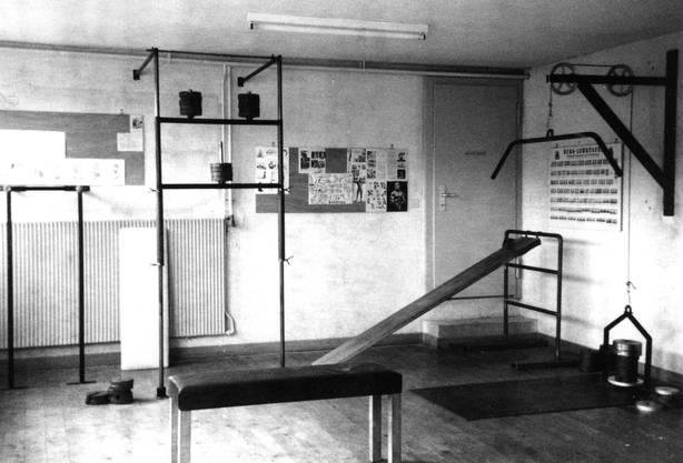 Sein erstes Fitnessstudio wurde 1963 in Dietikon eröffnet.