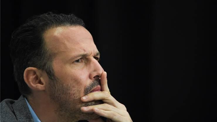 FCB-Sportchef Marco Streller legt sein Amt per sofort nieder: «Nach reiflicher Überlegung und im Interesse des Klubs, der Mannschaft und des Trainers.»