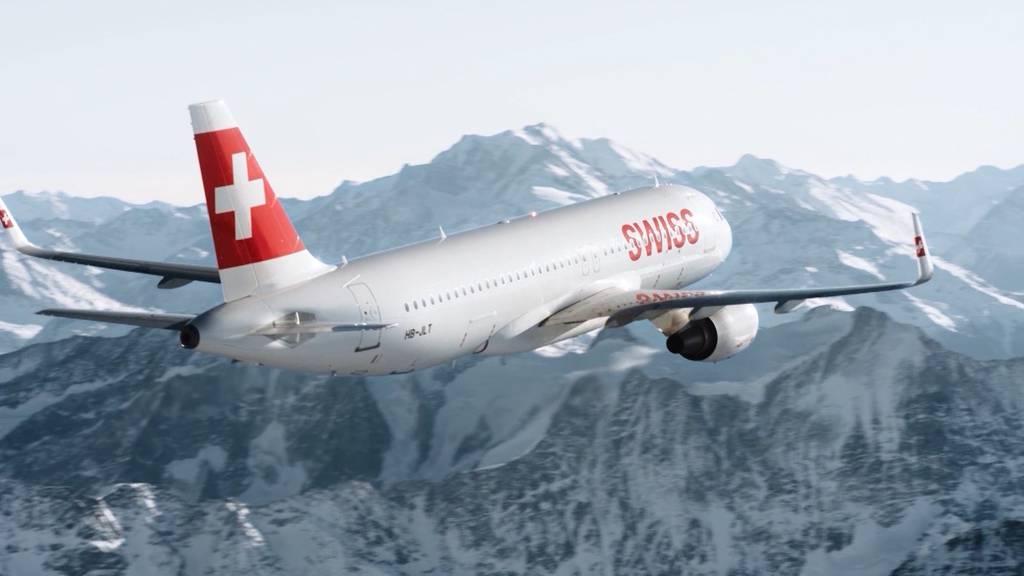 Corona-Krise treibt Swiss tief in die roten Zahlen