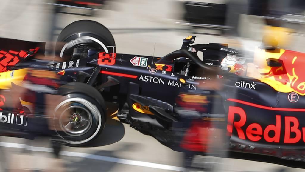 Das Formel-1-Team Red Bull muss sich für 2022 nach einem neuen Motorenhersteller umsehen