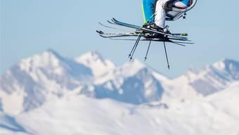 Das zweite Jahr infolge gehts im Wintersport hoch hinaus.Urs Flüeler/Key