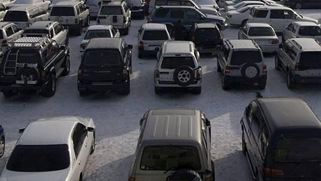 Im Januar werden weniger Autos gekauft