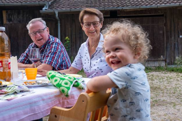 Rita und Hansueli Werthmüller