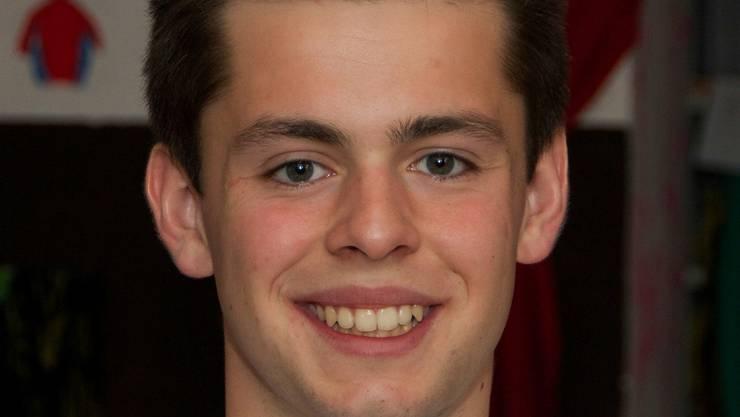 Politisches Engagement: Der 17-jährige Glenn Steiger.