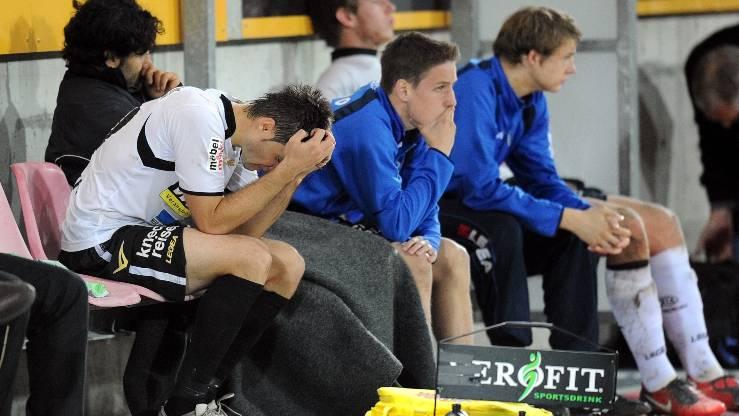 Vier Gründe für die Krise beim FC Aarau