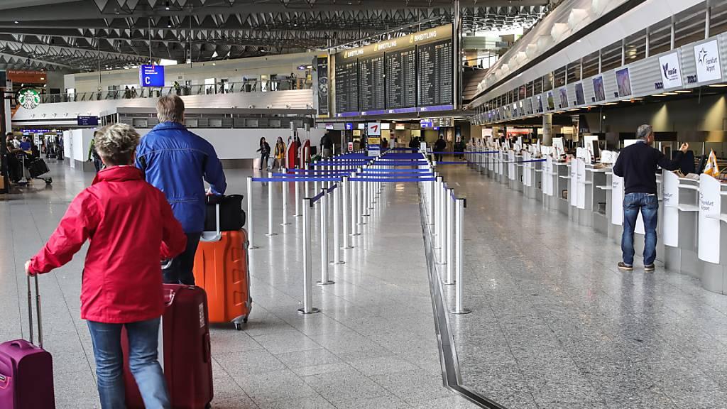 Fraport schickt 18.000 Beschäftigte in Kurzarbeit