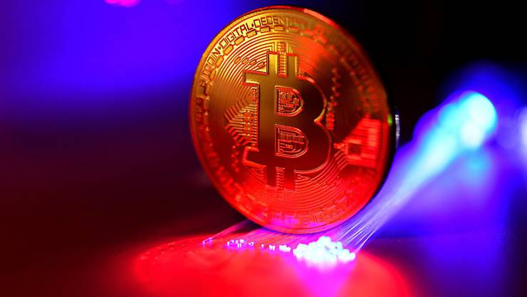 Der Abwärtstrend bei der Digitalwährung geht weiter. (Archivbild)