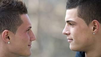 Im Spiel Schweiz gegen Albanien trifft Xhaka auf Xhaka.