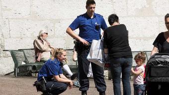 Die Kantonspolizei Solothurn sucht Nachwuchs.