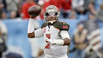 Winston könnte der erste Quarterback sein, der in einer Saison 30 Touchdowns und 30 Interceptions wirft.