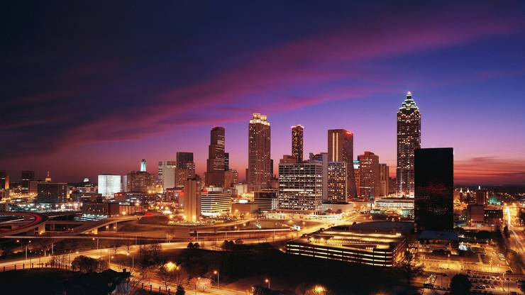 Platz 9: Johannesburg - Atlanta, 13,573 Kilometer, Flugzeit: 16 Stunden 25 Minuten, Delta Air Lines
