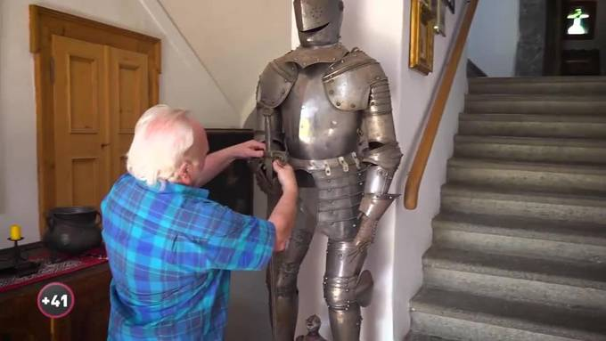 Schlossleben: Der Schlossherr
