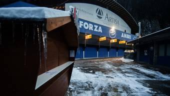 Baustopp wegen Coronavirus: Womöglich muss der HC Ambri-Piotta auch 2021/22 noch in der alten Valascia spielen