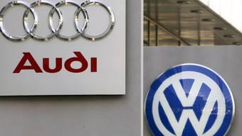 Der Volkswagen-Konzern greift bei seiner Tochtergesellschaft Audi durch und wechselt zahlreiche Kadermitarbeiter aus. (Archivbild)