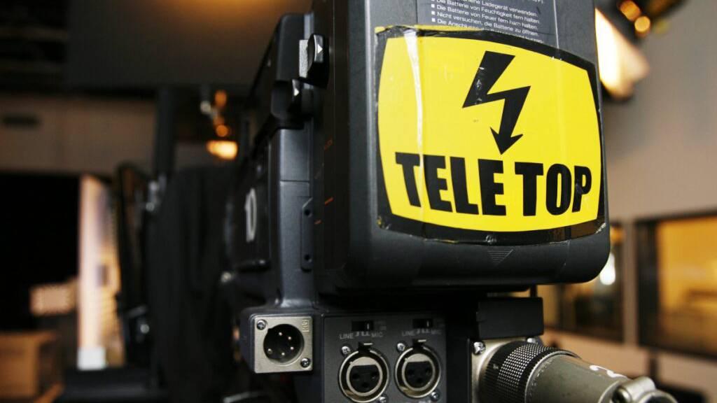 Der Winterthurer Unternehmer Günter Heuberger gibt die Geschäftsleitung von Radio Top und Tele Top ab. Sein Nachfolger ist Philippe Pfiffner. (Symbolbild)