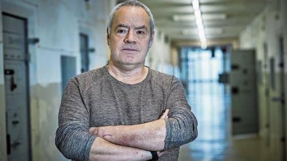 Andreas Mehlstäubl, hier im Gang des einstigen Stasigefängnisses Hohenschönhausen, wurde wegen «Republikflucht» verurteilt.