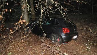 Kurve falsch eingeschätzt: 48-Jährige kollidiert mit Baum bei Autobahnauffahrt