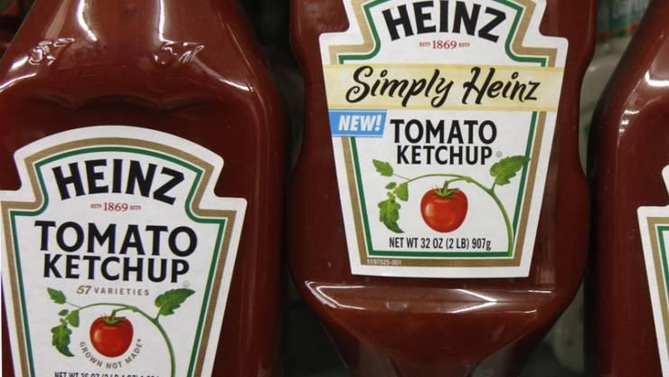 Der US-Ketchup-Hersteller Kraft Heinz hat sein Übernahmeangebot an den Rivalen Unilever zurückgezogen. (Symbolbild)