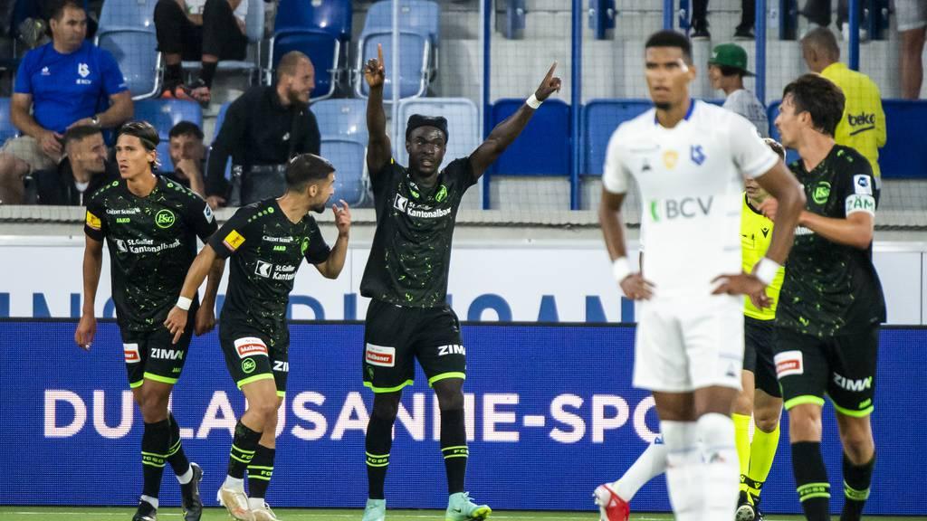 Gelungener Saisonauftakt! FCSG schlägt Lausanne mit 2:1