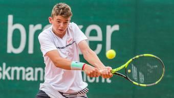 Jérôme Kym wurde U14-Weltmeister.