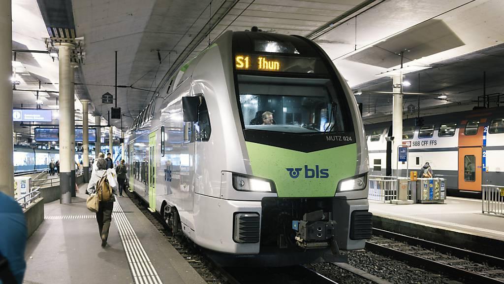 Zugsausfälle und Verspätungen bei BLS