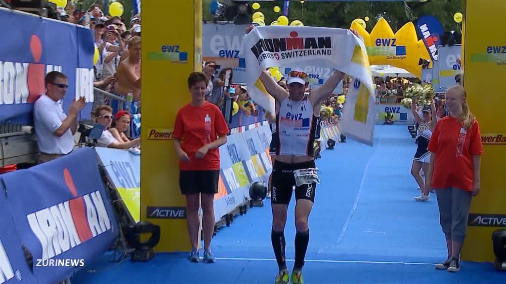 Der letzte Ironman in Zürich