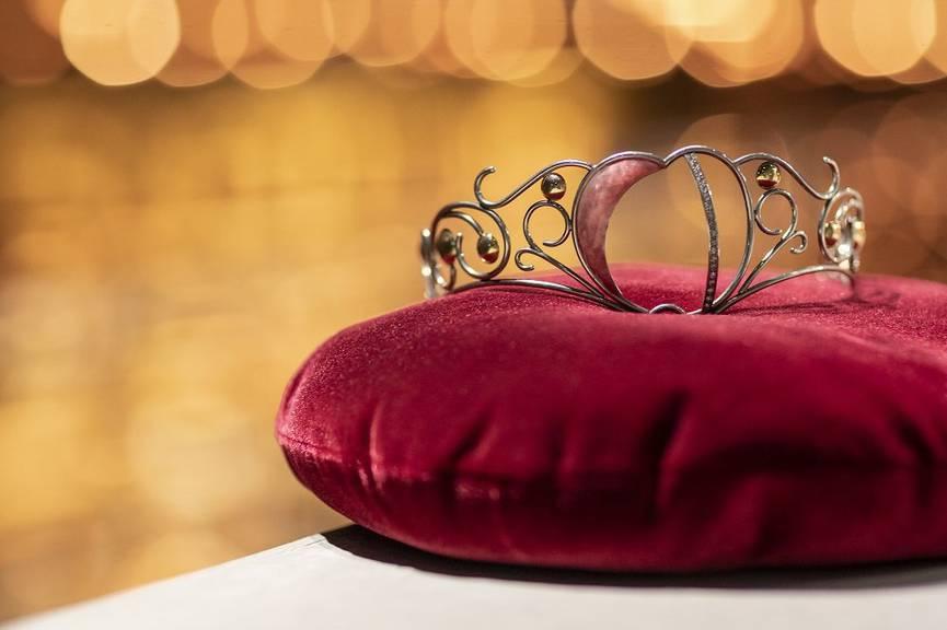 Diese Krone darf die Apfelkönigin tragen. (Bild: pd)