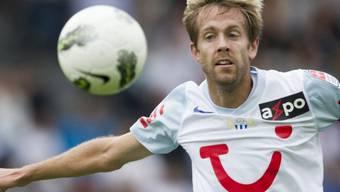 Silvan Aegerter wechselt vorzeitig zum FC Münsingen