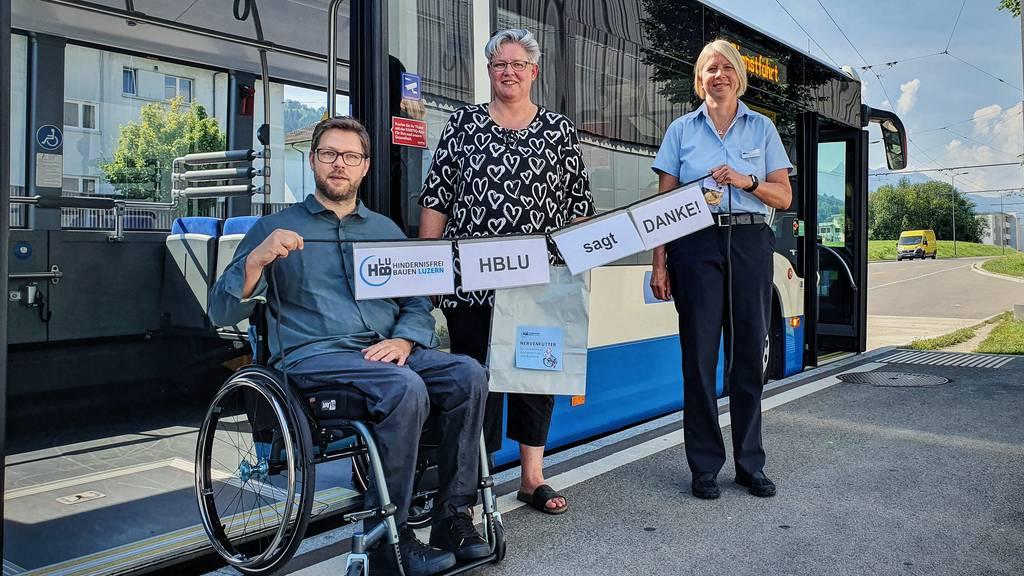 Warum die Bushaltestellen rollstuhlgängiger werden müssen