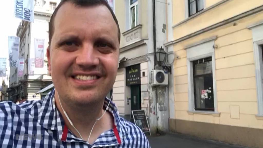 Optimistische Stimmung bei YB vs. Roter Stern Belgrad