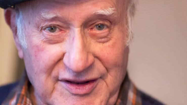 Kurt Rudin-Lalonde ist am 25. Oktober 2019 im Alter von 93 Jahren verstorben. (zvg)