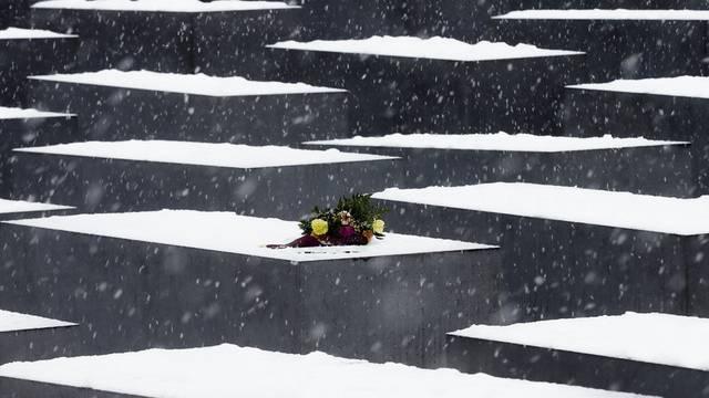 Das Holocaust-Mahnmal in Berlin (Symbolbild)