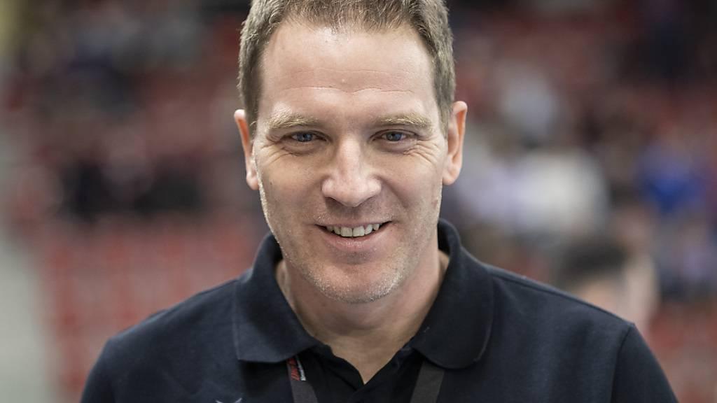 Nationaltrainer Michael Suter hat allen Grund stolz zu sein auf seine Mannschaft