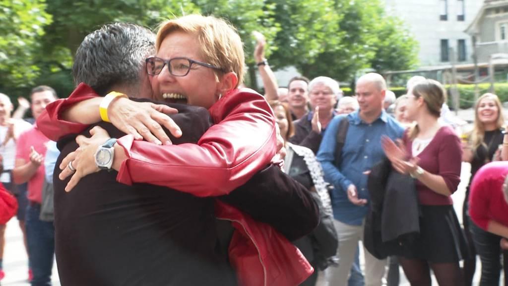 Historische Wahl: Stefanie Ingold ist die neue Stadtpräsidentin von Solothurn