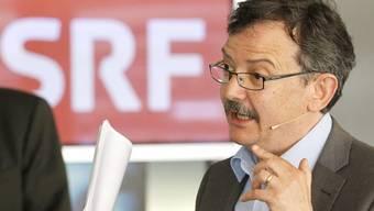 Diego Yanez, früherer Chefredaktor des Schweizer Fernsehens: «Die Ausstrahlung verstösst gegen die publizistischen Leitlinien des SRF.»