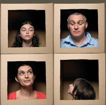 Als Familie getrennt und doch in einer Kiste – das geht oft so lange gut, bis ein Elternteil einen neuen Partner hat.