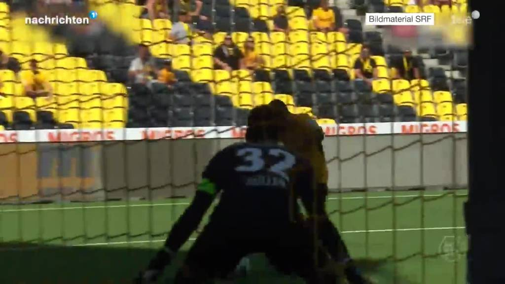Spiel FCL gegen YB