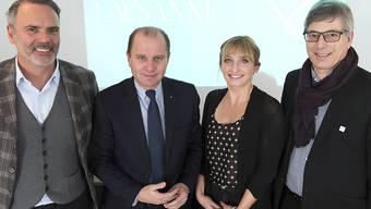 Timea Bacsinszky ist die Botschafterin der ersten Austragung des WTA-Turniers in Lausanne