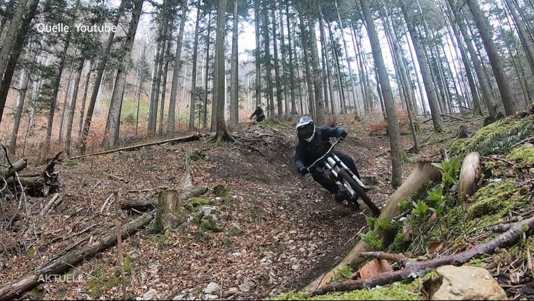 Mehrere Einsprachen gegen Bike-Strecke am Weissenstein