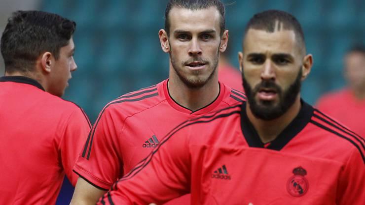 Gareth Bale steht in Reals erstem Pflichtspiel nach Ronaldo unter spezieller Beobachtung