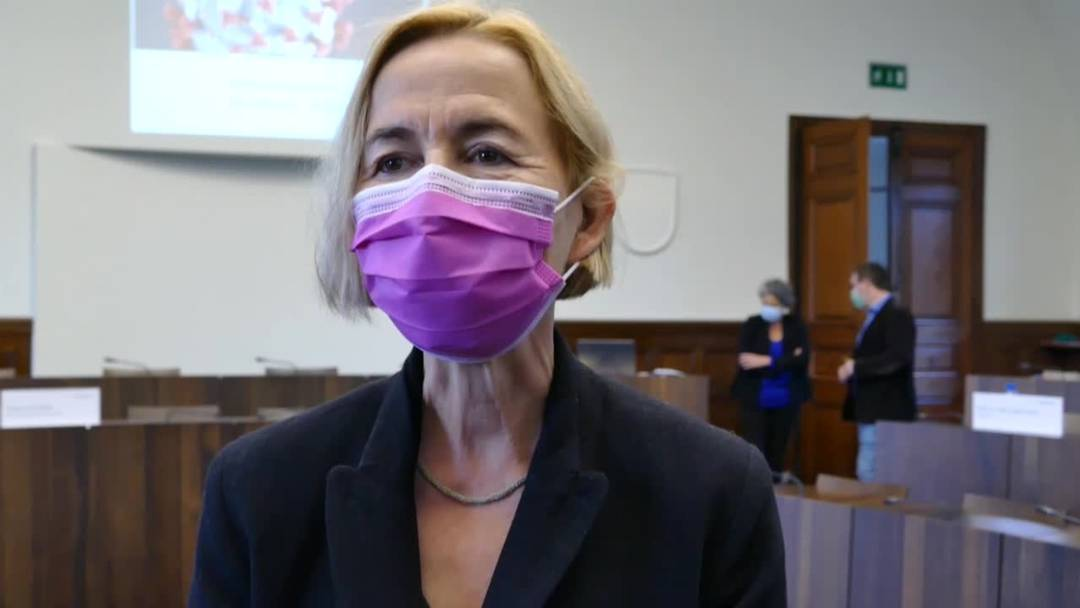 Susanne Schaffner: «Mir scheint Shisha-Rauchen nicht zielführend in einer solchen Epidemie»