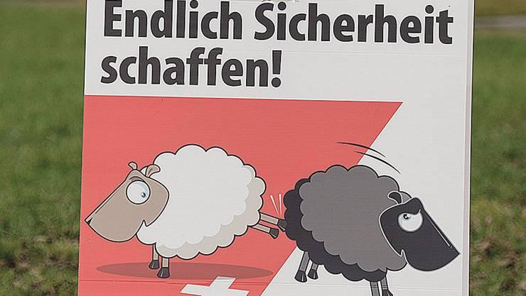 Endlich Sicherheit schaffen? Sieben Kantonalparteien sehen das anders.