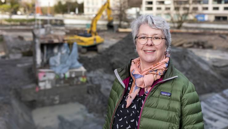 «Baden ist ein Meilenstein für die Forschung», sagt Andrea Schaer, Bäderquartier-Expertin, Historikerin und Archäologin.