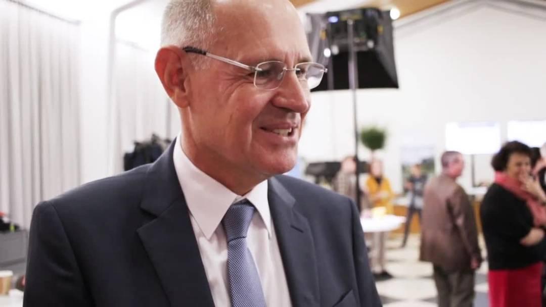 Ständeratskandidat Stefan Nünlist ist enttäuscht über das Wahlresultat